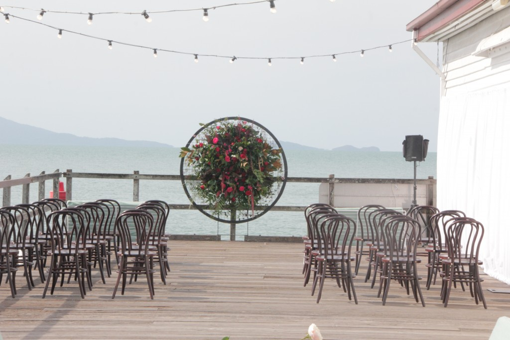 Eventcore - The Sugar Wharf Port Douglas - Bentwood chairs